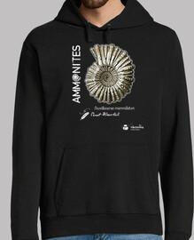 Ammonites (fondos oscuros)