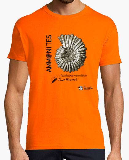 T-shirt ammoniti