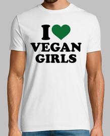 amo a chicas vegetarianas