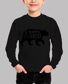 amo a los osos de oso