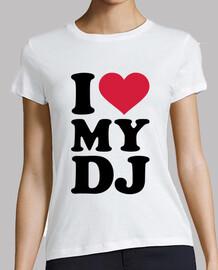 amo a mi dj