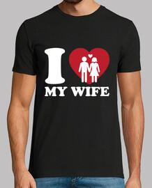 amo a mi esposa