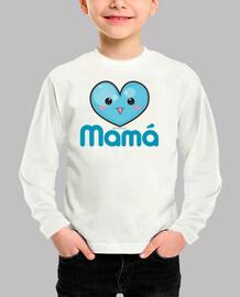 Amo a mi Mamá Azul