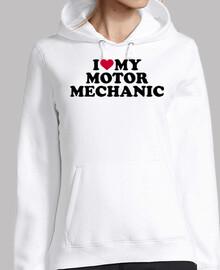 amo a mi mecánico de motor