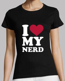 amo a mi nerd