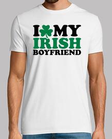 amo a mi novio irlandés