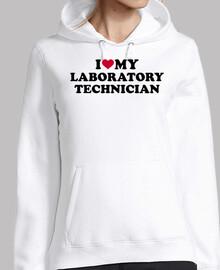 amo a mi técnico de laboratorio