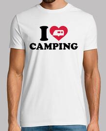 amo el acampar remolque caravana