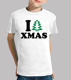 amo el árbol de navidad