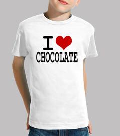 amo el chocolate