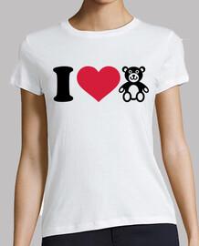 amo el oso de peluche