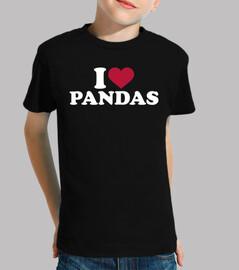 amo el panda