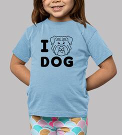 amo el perro