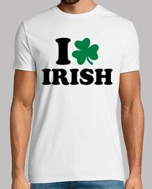 amo el trébol irlandés