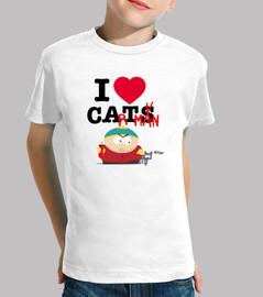 amo gato cartman