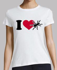 amo hormigas