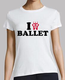 amo i piedi di balletto