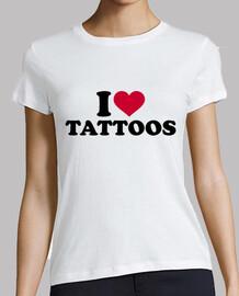 amo i tatuaggi