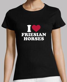 amo il cavallo frisone