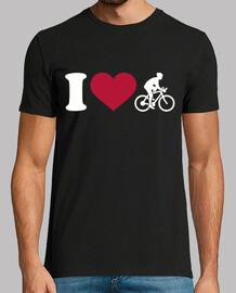 amo il ciclismo