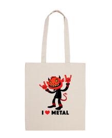 amo il diavolo di metallo