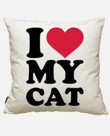 amo il mio gatto