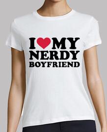 amo il mio ragazzo nerd