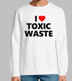 amo la basura tóxica