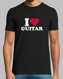 amo la chitarra