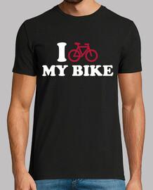amo la mia bici