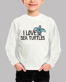 amo la tartaruga mare s