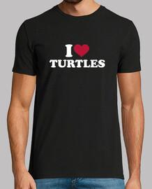amo la tortuga
