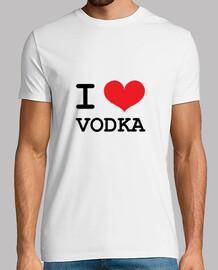 amo la vodka / alcohol / humor