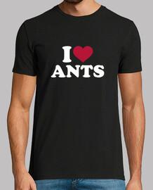 amo las hormigas
