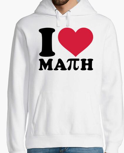 Jersey amo las matemáticas pi