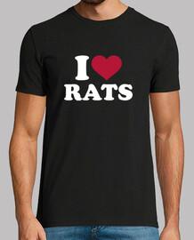 amo las ratas
