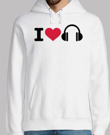 amo los auriculares