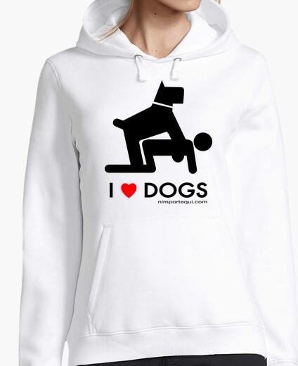 Jersey amo los perros