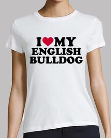 amo mi bulldog inglés