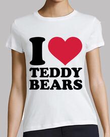 amo osos de peluche