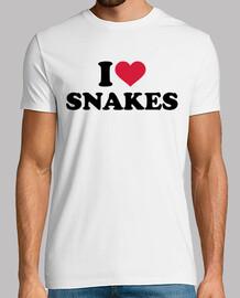 amo serpientes