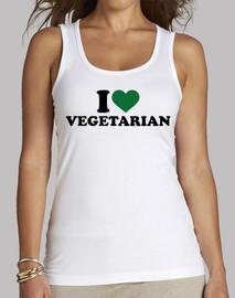 amo vegetariana