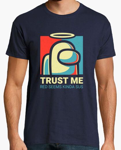 Camiseta Among us - Kinda SUS - Impostor
