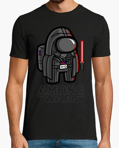 Among Wars t-shirt