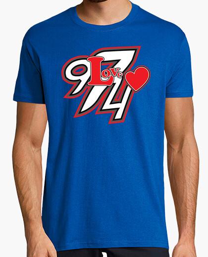 Camiseta amor 974