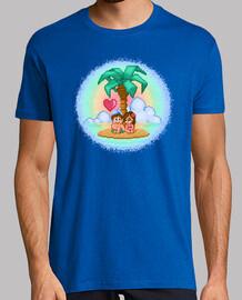 amor aventura isla