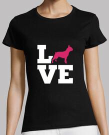 amor bulldog francés