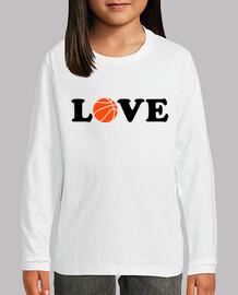 amor de baloncesto