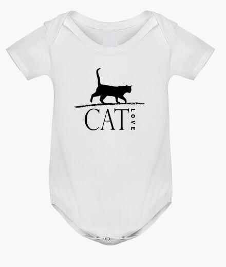 Ropa infantil amor de gato