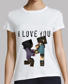 Amor de minecraft